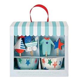 Meri Meri Cupcake Box von Meri Meri bei Pilzessin