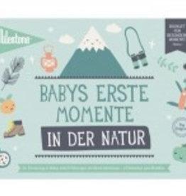 "Milestone Booklet ""Babys erste Momente in der Natur"""