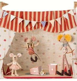 Maileg Circus inkl 3 Circus Mice