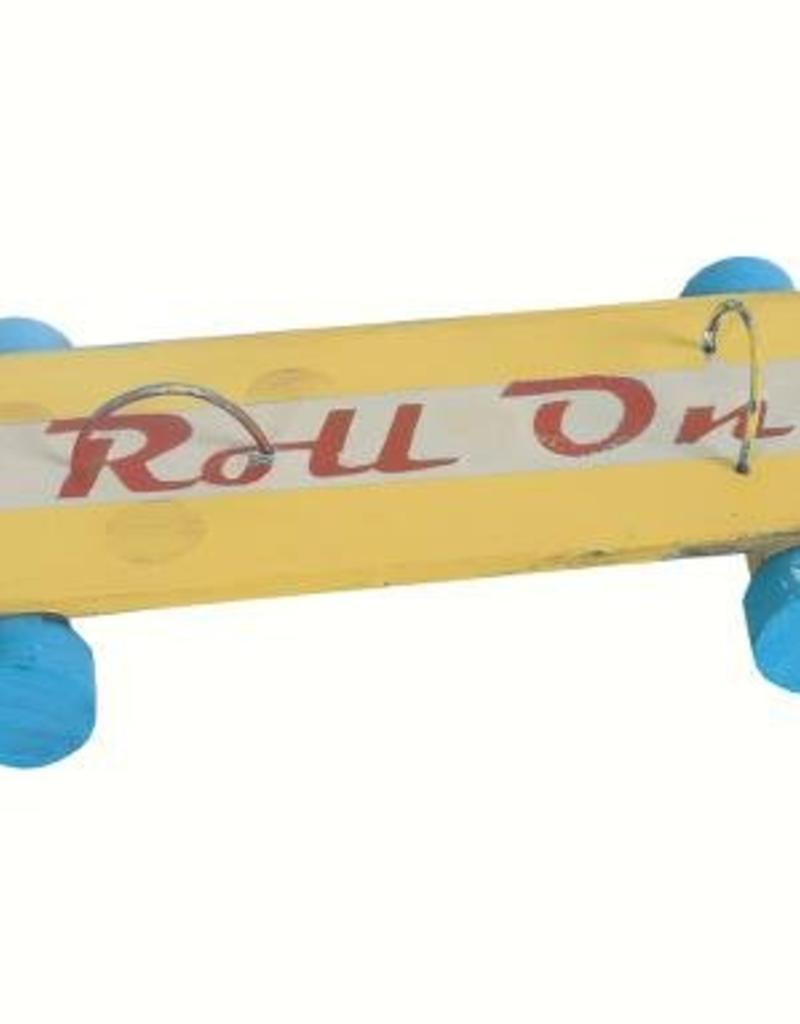 Maileg Gelbes Skateboard von Maileg bei Pilzessin