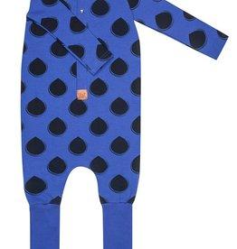 Drops on Blue Jumpsuit