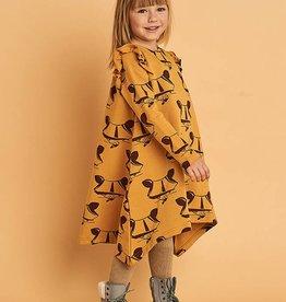 Racoon Frilled Ew Dress