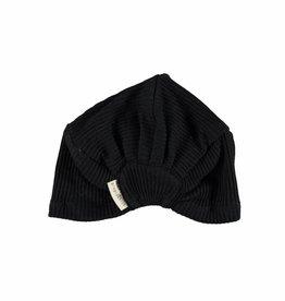 Ribbed turbant black von Piupiuchick bei Pilzessin
