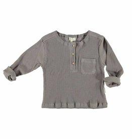 Ribbed Tshirt grey von Piupiuchick bei Pilzessin
