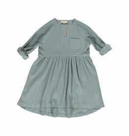 Piupiuchick Ribbed dress blue von Piupiuchick bei Pilzessin