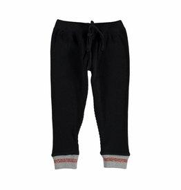Piupiuchick Ribbed leggings Black von Piupiuchick bei Pilzessin