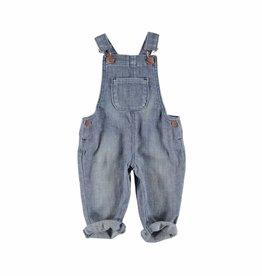 Dungarees . Washed blue denim jeans von Piupiuchick bei Pilzessin