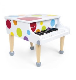 Janod Konfetti Piano groß von Janod bei Pilzessin