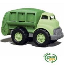 Green Toys Müllauto in grün von Green Toys bei Pilzessin