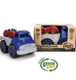 Green Toys Autotransporter + Rennwagen von Green Toys bei Pilzessin