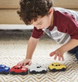Green Toys 4 Mini Vehicle von Green Toys bei Pilzessin