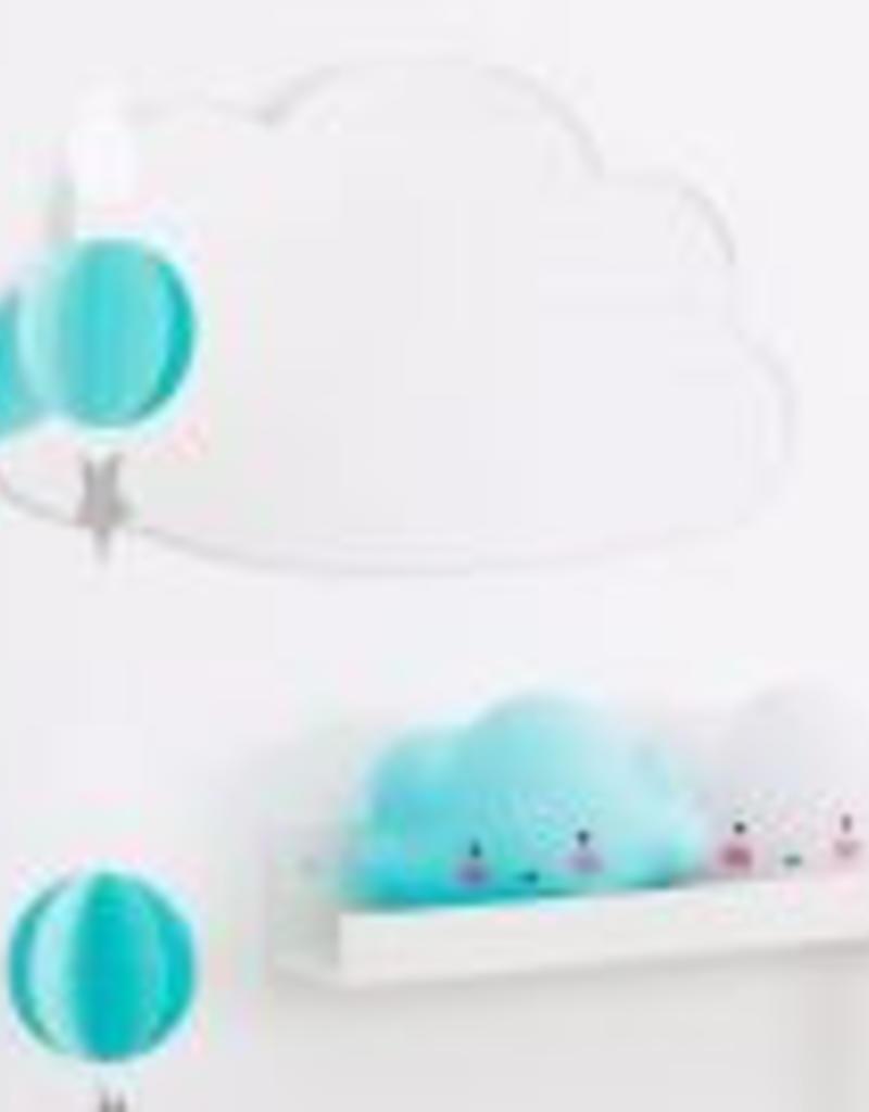A little lovely company Nachtlicht Wolke blau von A little lovely Company bei Pilzessin