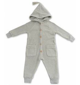 My Moumout Jumpsuit Combi Baby in Superweich in almond, von Moumout bei Pilzessin