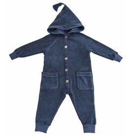My Moumout Jumpsuit Combi Baby in Superweich in stone, von Moumout bei Pilzessin