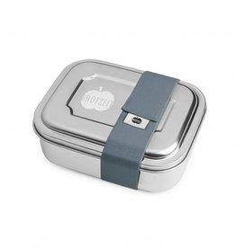 Brotzeit Brotzeit ZWEIER Lunchbox Uni grau bei Pilzessin