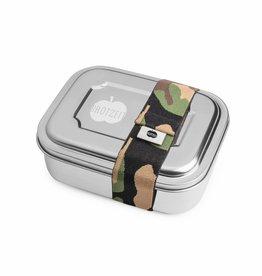 Brotzeit Brotzeit ZWEIER Lunchbox Camouflage bei Pilzessin