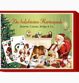 Coppenrath Die beliebtesten Kartenspiele Nostalgie von Coppenrath bei Pilzessin