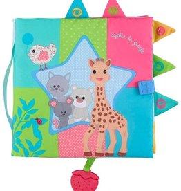 Sophie la girafe Großes Fühlbuch von Sophie la girafe bei Pilzessin