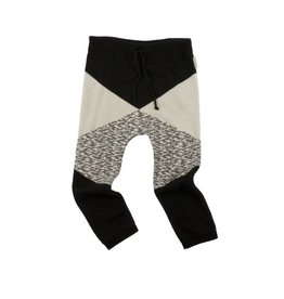 TinyCottons Geometric knit pant von Tinycottons bei Pilzessin