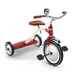 Baghera Rotes Vintage Dreirad von Baghera bei Pilzessin