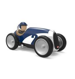 Baghera Racing Car blau weiß von Baghera