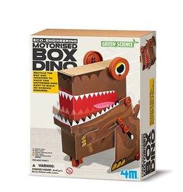 4M®  Motorisierter Box - Dino - von Eco Engineering für Kids von 8 - 13 Jahren