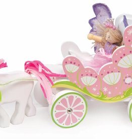 Le Toy Van Carriage & Unicorn with Fairy