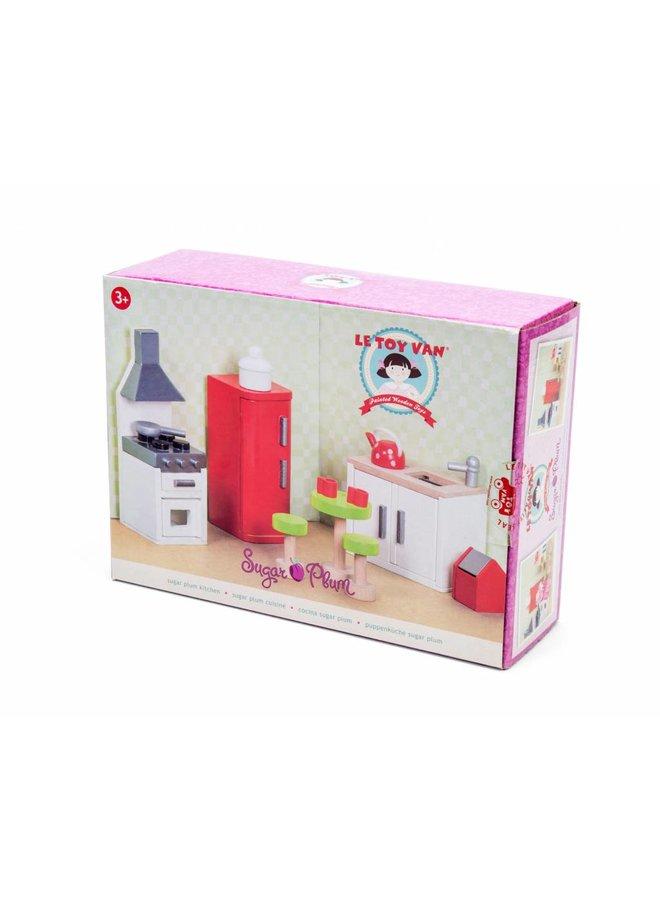 Puppenhausküche Sugar Plum