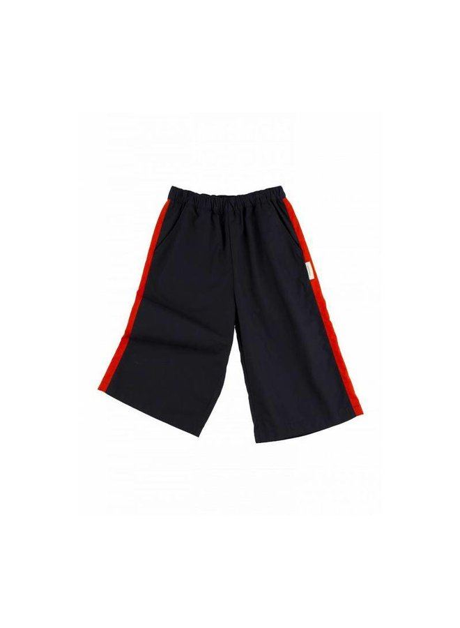 Tinycottons Solid cool pant darkblue bei Pilzessin
