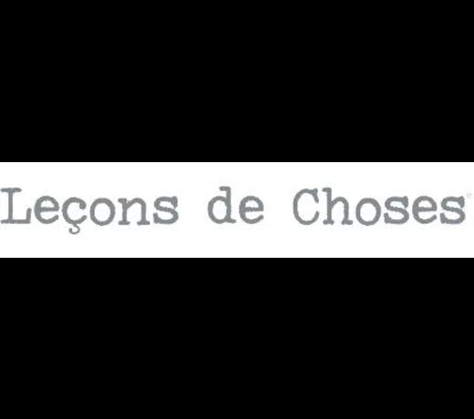 Lecons de Choses