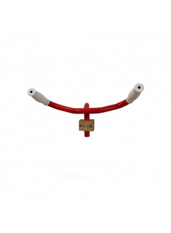 Cooler roter Wandhaken von Lecons de Choses bei Pilzessin