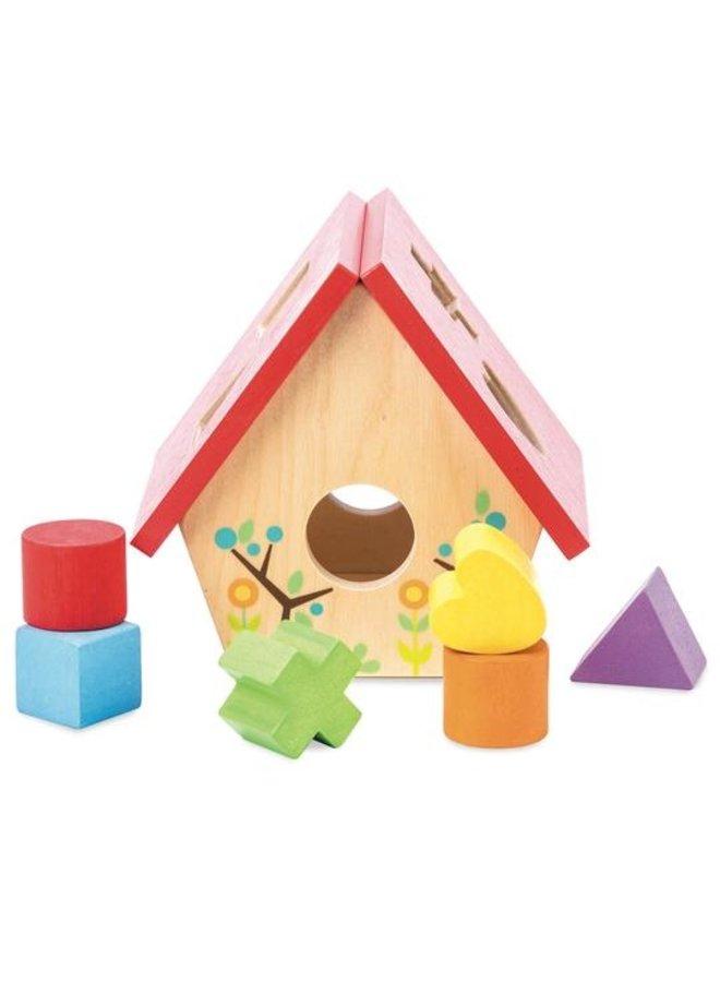 Little Bird House Sorter