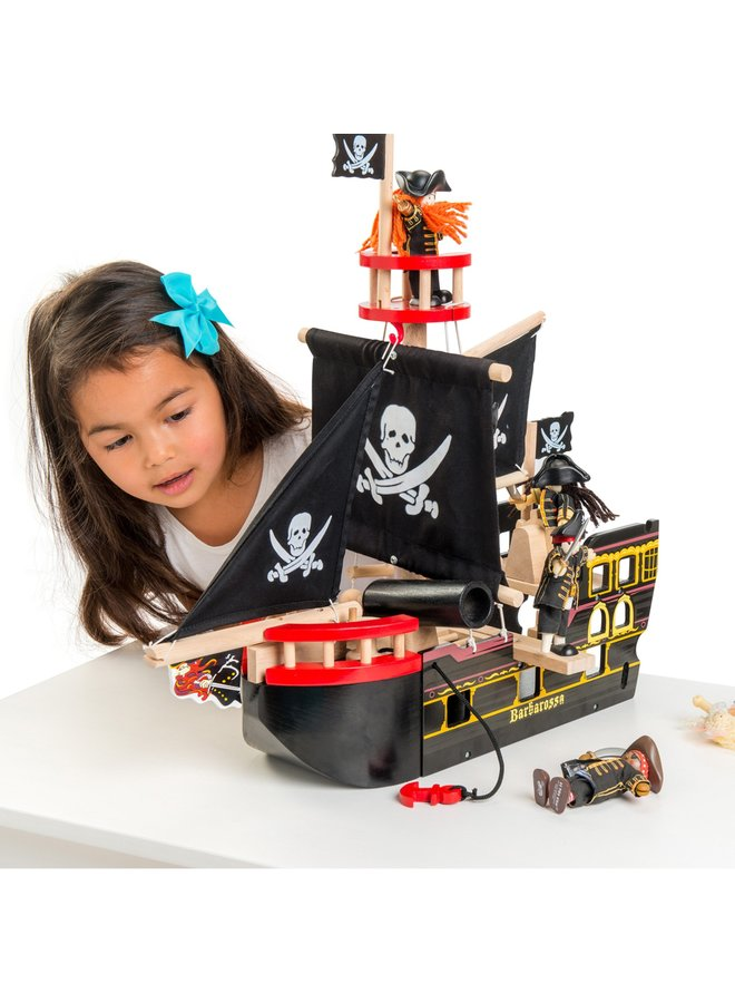 Barbarossa Pirate Ship
