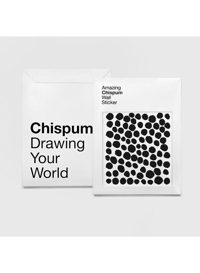 Wandsticker von Chispum