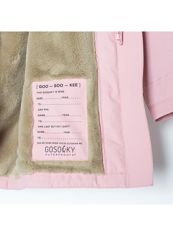 Gosoaky Dessert Fox in pink