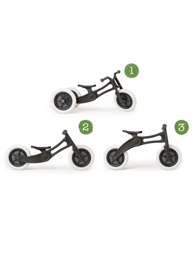 Wishbone mitwachsendes Dreirad - Laufrad 3 in 2
