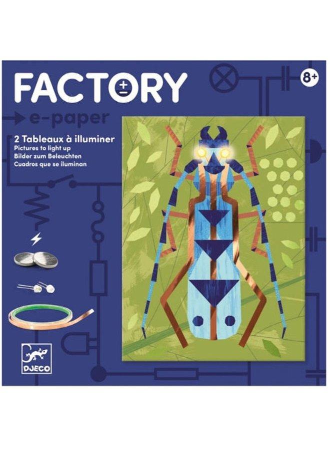 Factory Insektarium Bastelset von Djeco