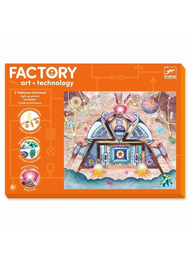 Factory Odyssey Bastelset von Djeco