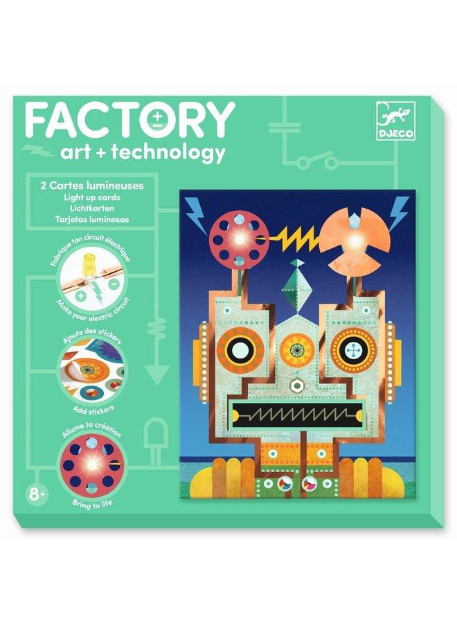 Factory Cyborgs Bastelset von Djeco