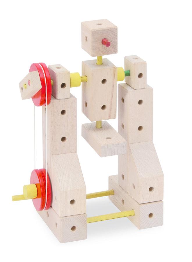 Der Maker M263 mit 93 Modellideen von Matador für Kinder ab 3+