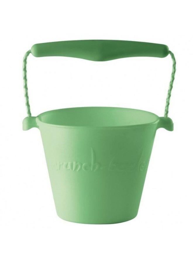 Scrunch-bucket, SC, Pastel Green