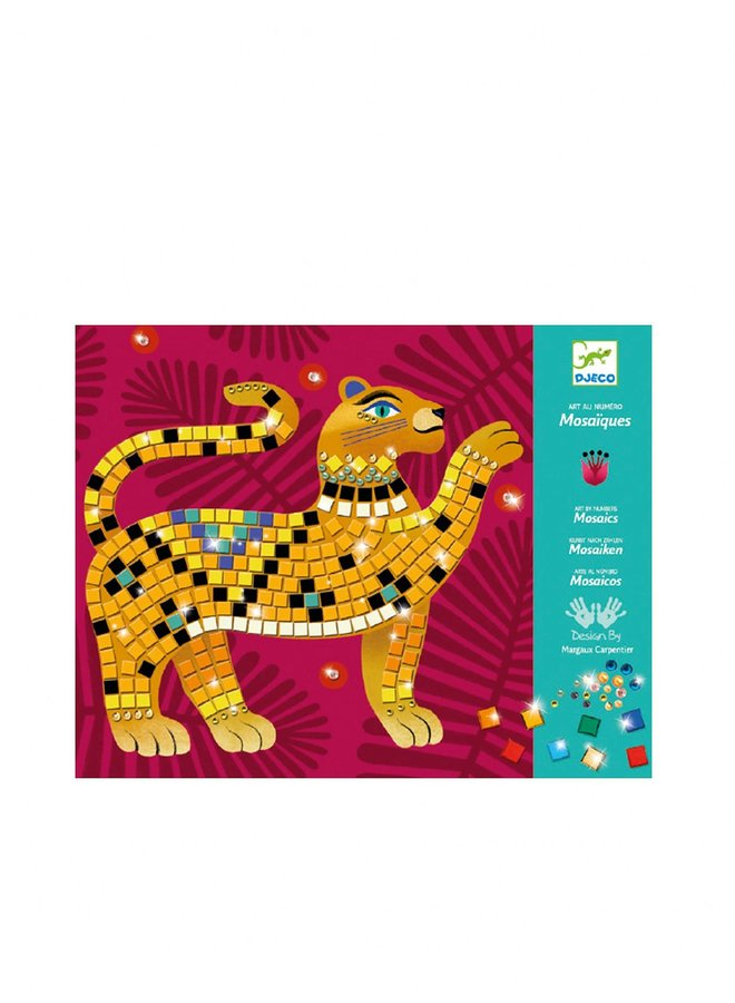 Djeco Mosaik - Im Herzen des Dschungels