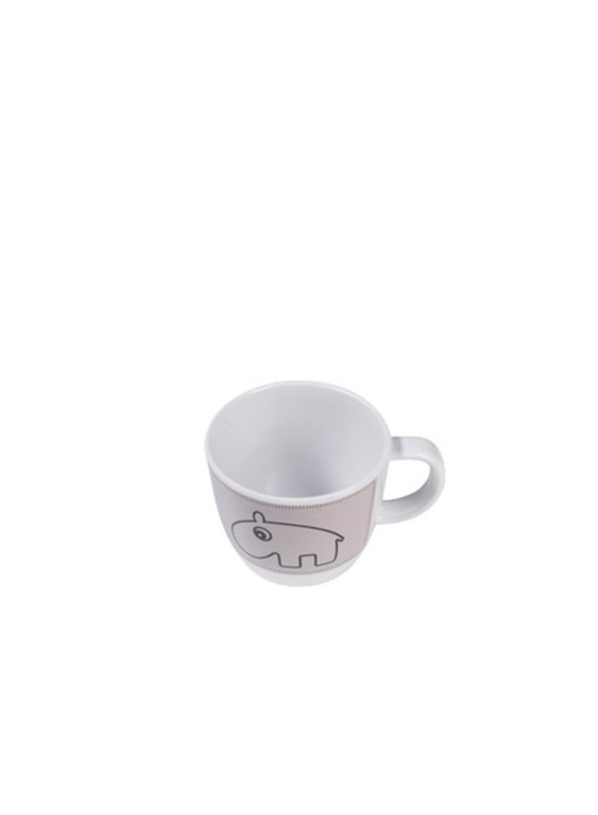 Cup Contour Grey Done by deer