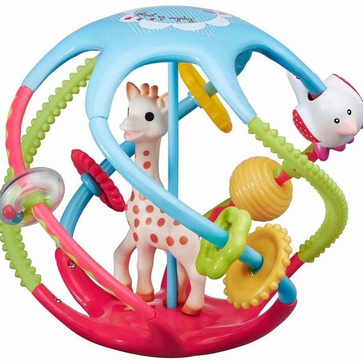 Giraffe Badespielzeug l Sophie la girafe® l pilzessin.at