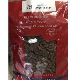 Schweizer Schweizer Klein und Fein mit CH-Poulet