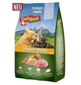 DeliBest Premium Complete Adult Sensitive Schweizer Hähnchen