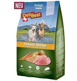 DeliBest Premium Complete Adult Sensitive Schweizer Hähnchenfleisch
