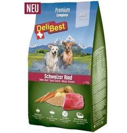 DeliBest Premium Complete Adult Sensitive Schweizer Rindfleisch