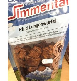 "DeliBest Simmental Rind Lungenwürfel ""Mini"""