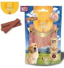 DeliBest Filet Snack mit 100% Schweizer Hähnchenfleisch